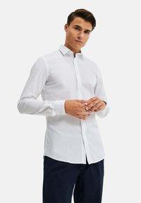 WE Fashion - Camicia elegante - white - 3