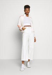adidas Originals - FAKTEN SPORT INSPIRED TRACK TOP - Training jacket - chalk white - 1
