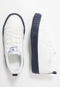 Hummel - BASE COURT CLASSIC  - Loafers - blue nights - 0