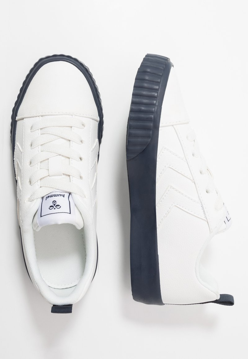 Hummel - BASE COURT CLASSIC  - Loafers - blue nights