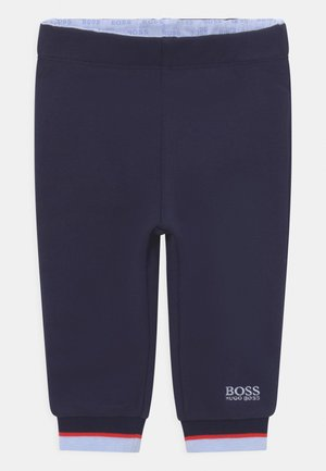 BOTTOMS - Trousers - navy