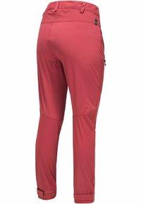 Haglöfs - LITE  FLEX PANT - Outdoor trousers - brick red - 5