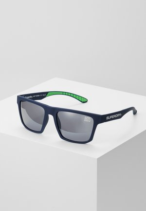 COMBAT - Sunglasses - rubberised navy