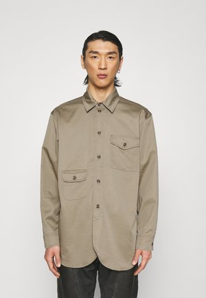 ARMY - Shirt - olive/grey