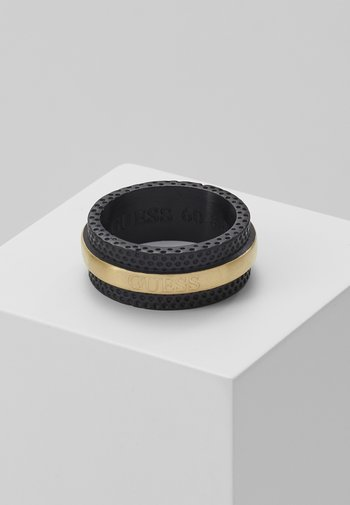 DOT BAND - Ring - gold