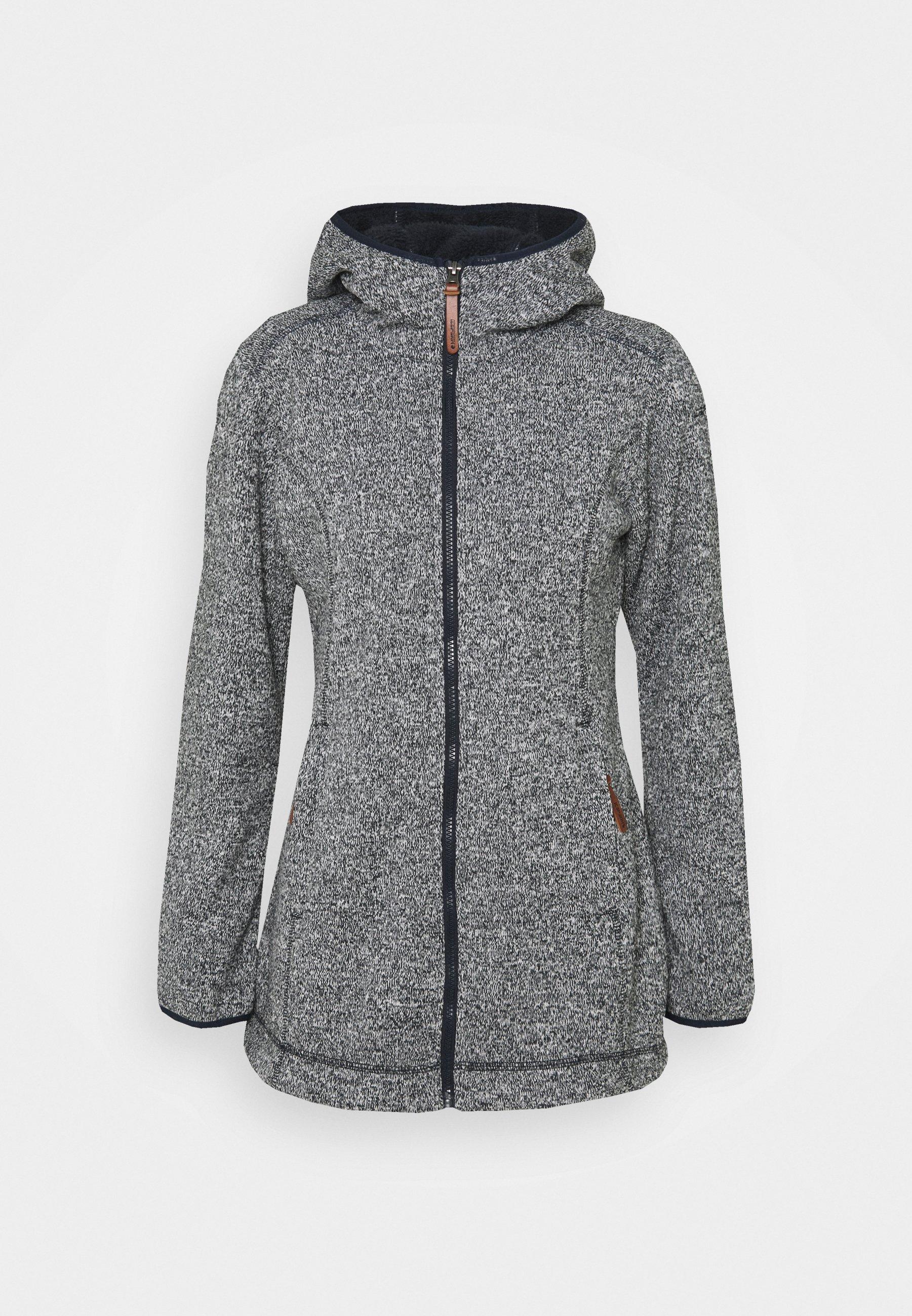 Women UNKEL - Fleece jacket
