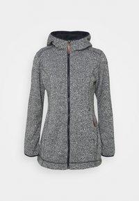 Icepeak - UNKEL - Fleece jacket - dark blue - 0