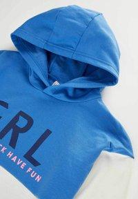 DeFacto - Hoodie - blue - 3