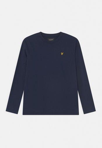 CLASSIC - Long sleeved top - navy blazer
