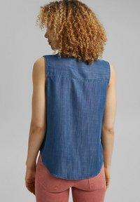 edc by Esprit - Top - blue medium washed - 2