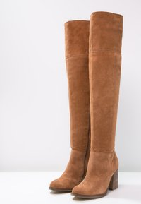 Zign - Over-the-knee boots - hazel - 3