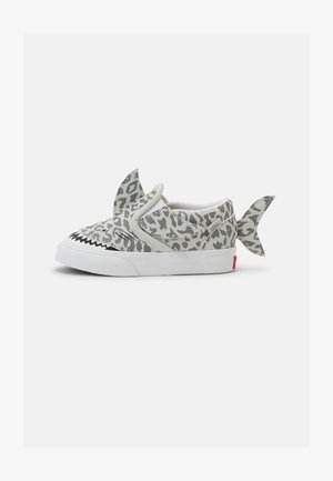 SLIP-ON V SHARK UNISEX - Tenisky - leopard shark