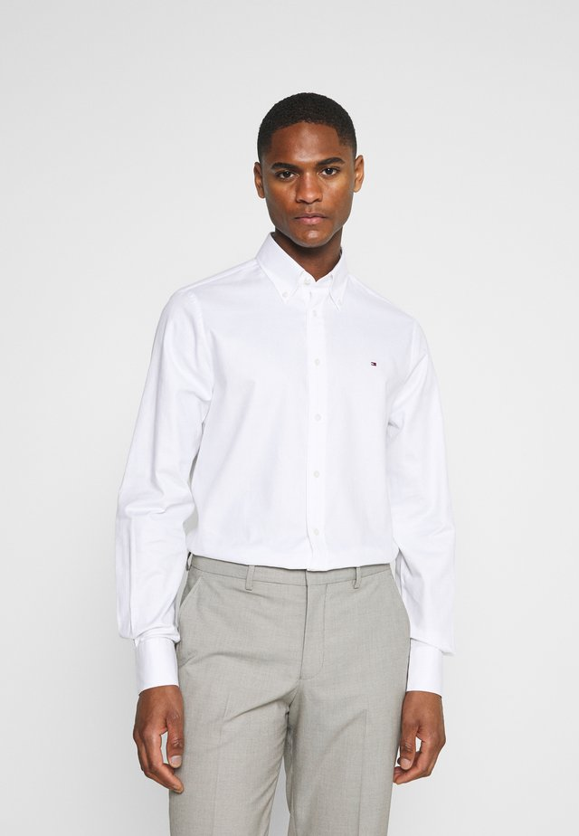 OXFORD SLIM FIT - Formal shirt - white