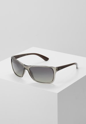 Sunglasses - trasparent/grey