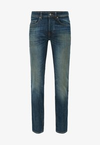 BOSS - Jeans Tapered Fit - dark blue - 5
