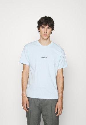 T-shirt print - sky blue
