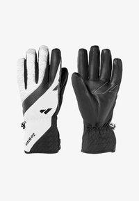 Zanier - Gloves - weiss - schwarz - 0