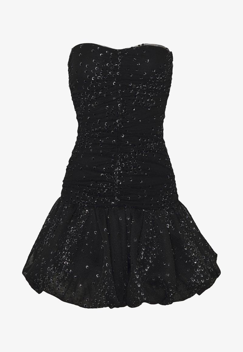 maje ROXANNE - Cocktailkleid/festliches Kleid - noir ...