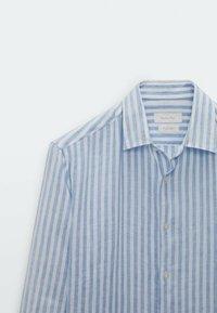Massimo Dutti - SLIM FIT - Formal shirt - light blue - 2