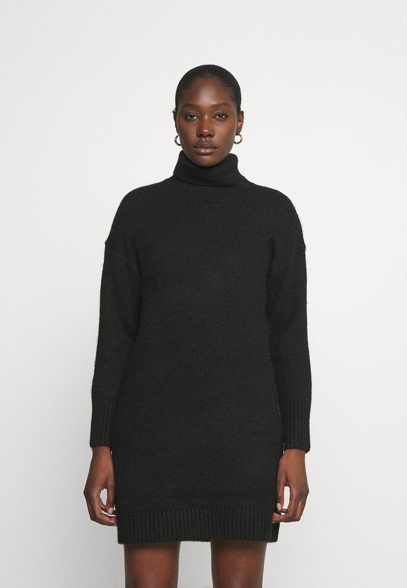 Anna Field - Abito in maglia - black