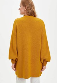 DeFacto - Cardigan - yellow - 2
