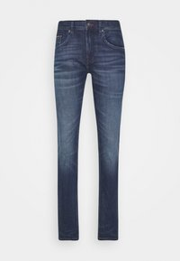Tommy Hilfiger - SLIM LAYTON GAINES  - Slim fit jeans - blue denim - 3