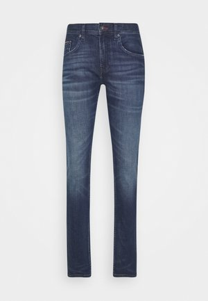 SLIM LAYTON GAINES  - Jeans slim fit - blue denim