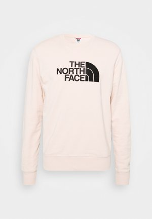 DREW PEAK CREW LIGHT - Sweatshirt - evening sand pink