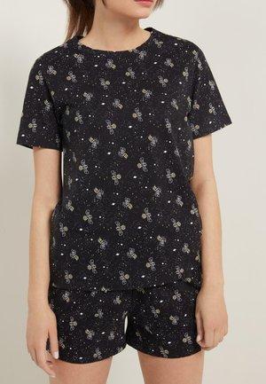 Pyjama set - nero st.bee allover