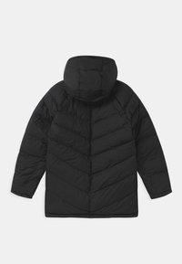 Nike Sportswear - LONG UNISEX - Winter coat - black/white - 1
