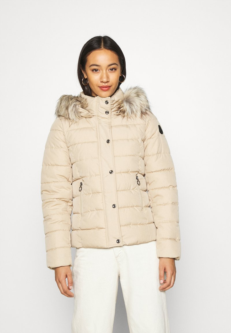 ONLY - Winter jacket - humus/melange