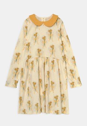WINTERFLOWERS DRESS - Jersey dress - yellow