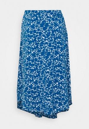 PRINTED  - A-snit nederdel/ A-formede nederdele - blue