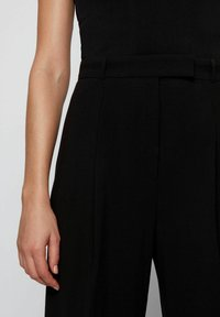 BOSS - TAYAMANA - Trousers - black - 3