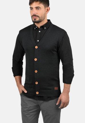 LENNARDO - Waistcoat - black