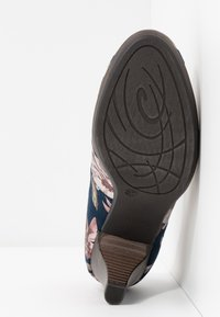 Marco Tozzi - Platform heels - navy - 6