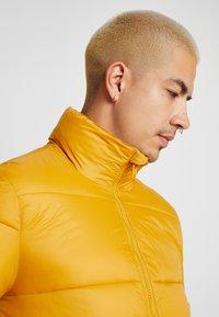 We are Cph - BEN - Winter jacket - dark yellow - 3
