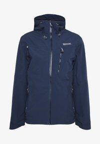 Regatta - BIRCHDALE - Hardshell jacket - dark denim - 4