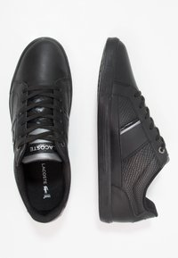 Lacoste - EUROPA - Trainers - black - 1