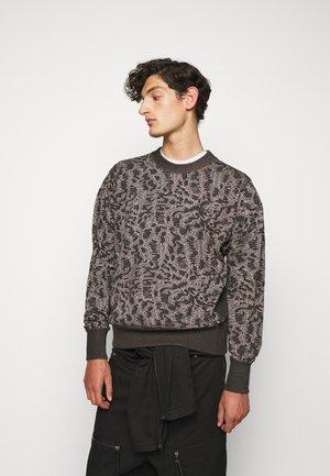 CLASSIC - Sweatshirt - black/white