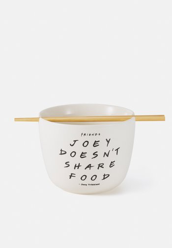 FEED ME BOWL UNISEX SET - Other accessories - white