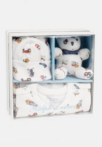 Polo Ralph Lauren - BEAR GIFT BOX SET - Bonnet - white/multi - 3