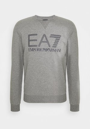 Sweatshirt - grey/dark blue