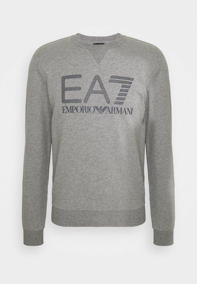 Sweater - grey/dark blue