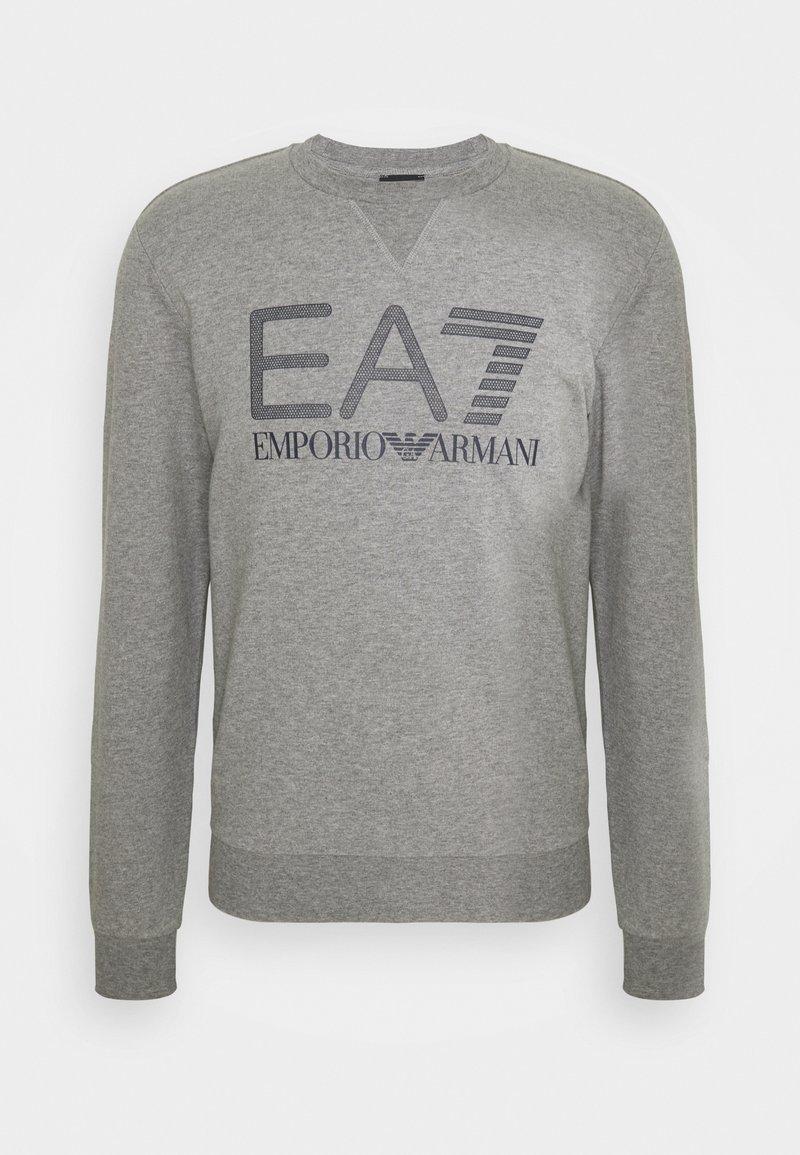 EA7 Emporio Armani - Sweatshirt - grey/dark blue