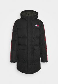 Tommy Jeans - STATEMENT - Down coat - black - 4