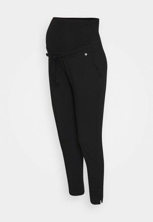 PANTS RELAX - Bukser - black