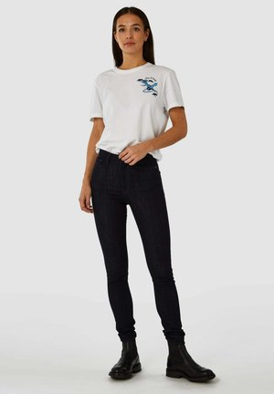 Jeans Skinny Fit - gorbi rinse
