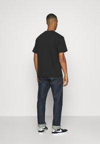 Levi's® - TAB VINTAGE TEE UNISEX - T-shirt - bas - mineral black - 2