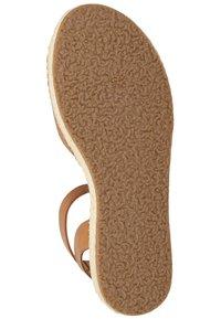 Sansibar Shoes - SANSIBAR - Outdoorsandalen - mittelbraun 42 - 4